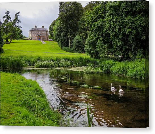Doneraile Court Estate In County Cork Canvas Print