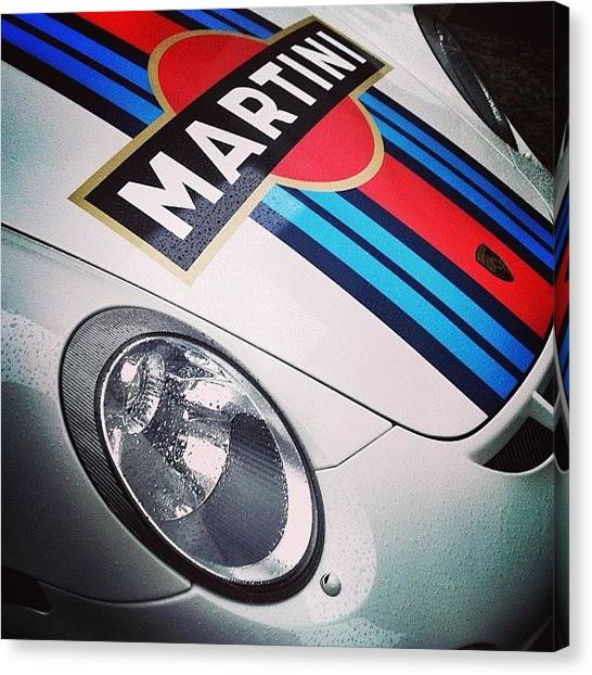 Martini Canvas Print - Don't Drink And Drive! #martini by Tobrook Eric gagnon