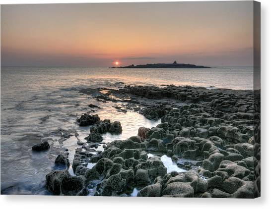 Doolin Sunset Canvas Print by John Quinn