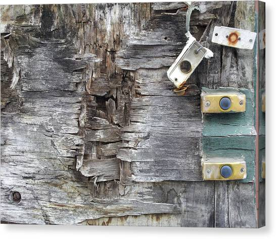 Doorbells Canvas Print
