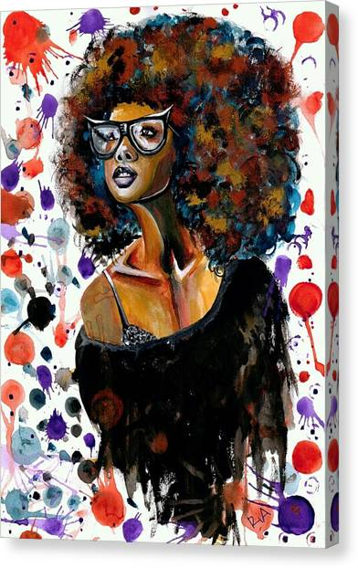 Beautiful Canvas Print - Dope Chic by RiA RiA