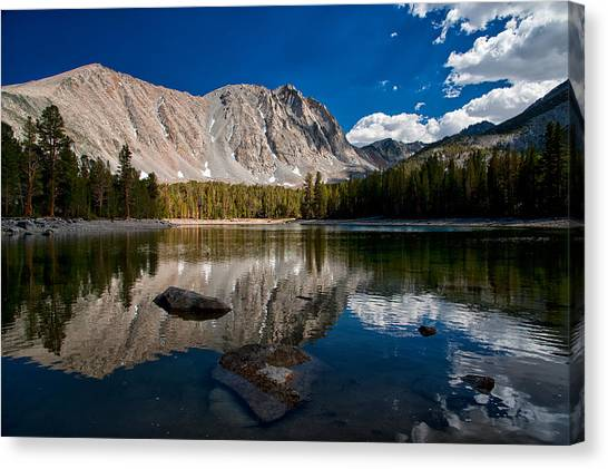 Cloud Forests Canvas Print - Dorothy Lake by Cat Connor