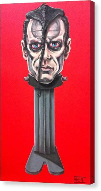 Doyle Wolfgang Von Frankenstein Canvas Print