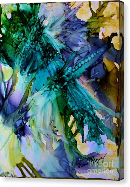 Dragonfly Dreamin Canvas Print