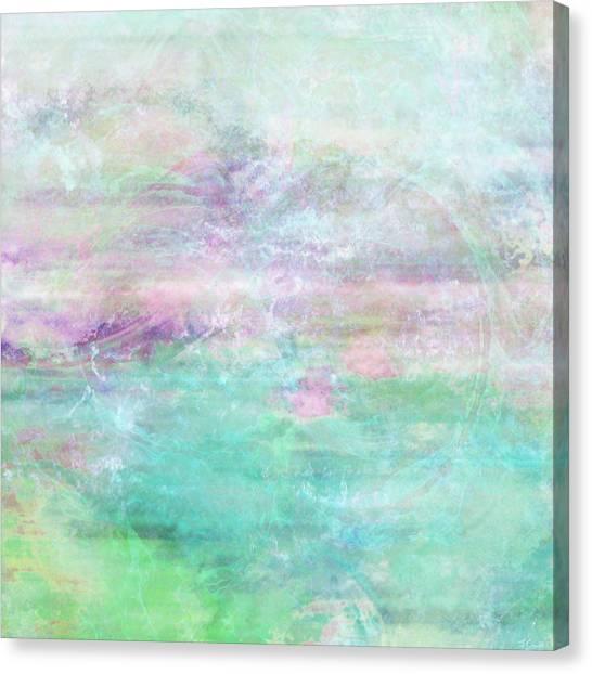 Dream - Abstract Art Canvas Print