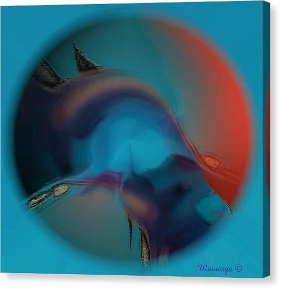 Dream  Eye Canvas Print