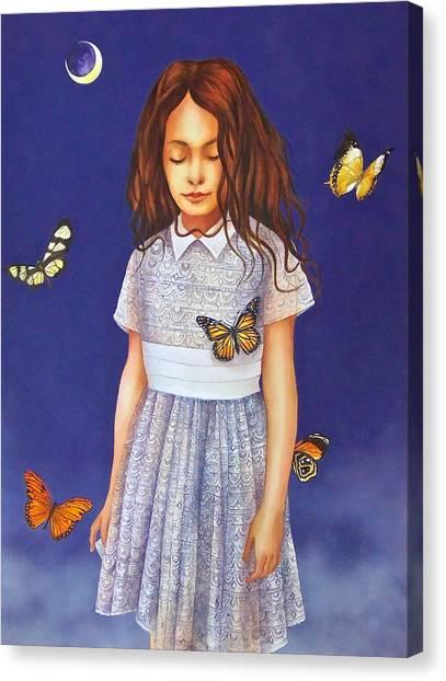 Dream Series #2 Canvas Print