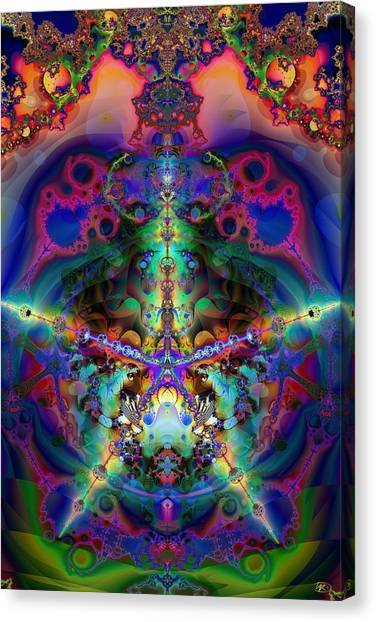 Dream Star Canvas Print