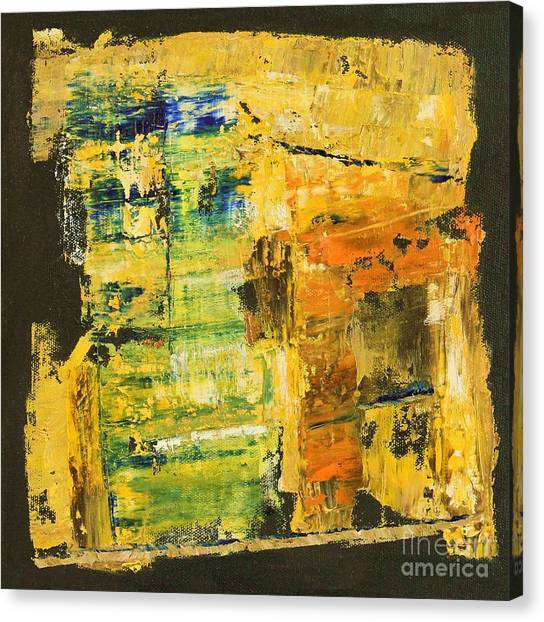 Gerhard Richter Canvas Print - Dreamer by Mini Arora