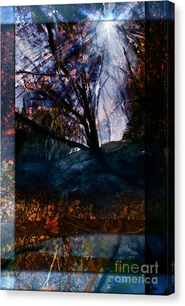 Dreaming Of Fall Canvas Print