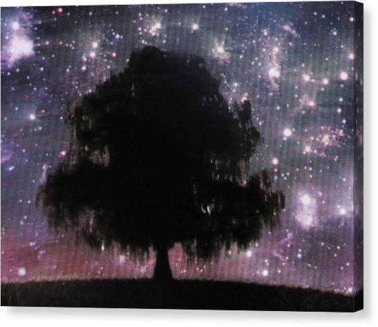 Dreaming Tree Canvas Print