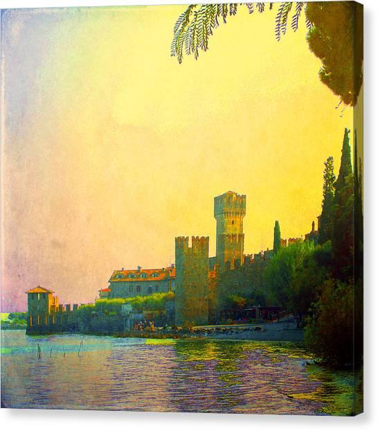 Dreamland Canvas Print by Susan Elizabeth Dalton