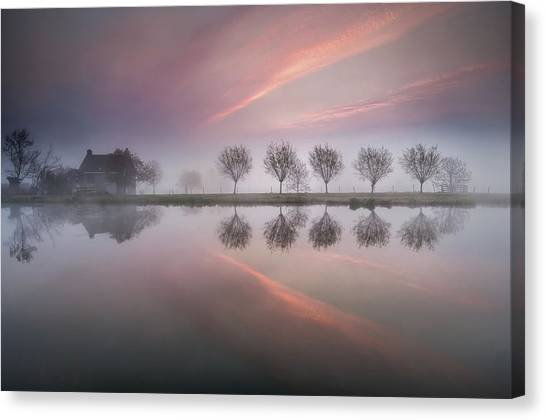 Holland Canvas Print - Dreamland by Susanne Landolt