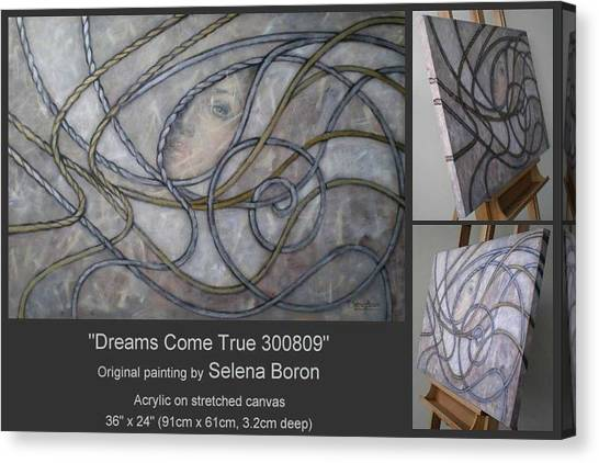 Dreams Come True 300809 Canvas Print