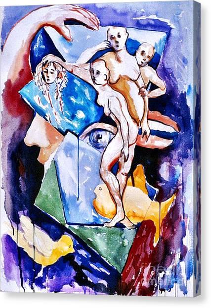Dreamscape 2 Canvas Print