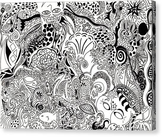 Dreamscape Canvas Print