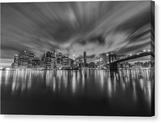 Drift Canvas Print by Johnny Lam