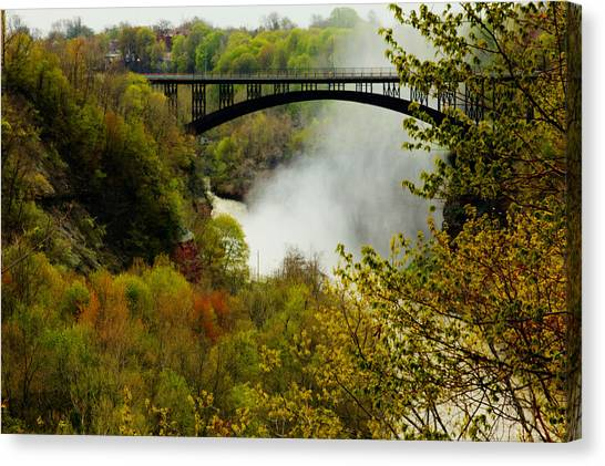 Driving Park Bridge Canvas Print
