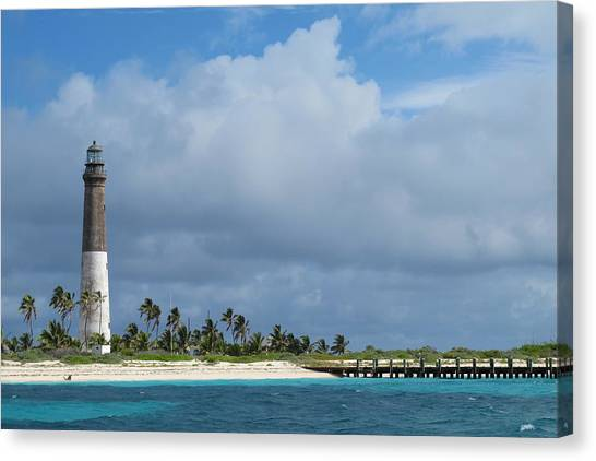 Dry Tortugas Light Canvas Print