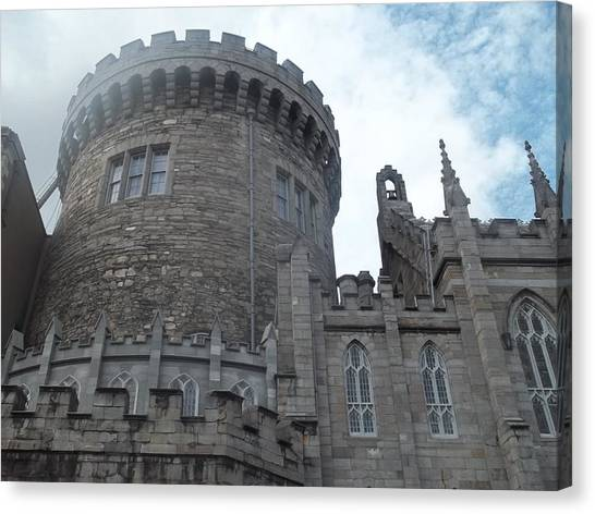 Dublin Castle Canvas Print