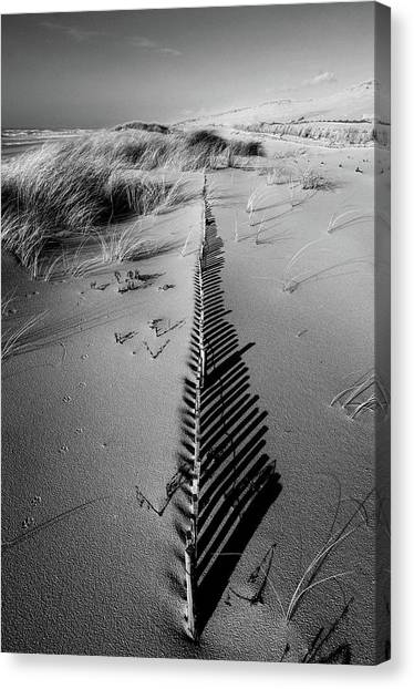 Dunes Canvas Print - Dune # 5 by Pascal Rousse