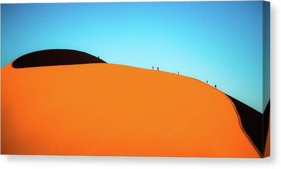 Dunes Canvas Print - Dune 45 by Giovanni Casini