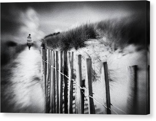 Sand Dunes Canvas Print - Dune by Luc Vangindertael (lagrange)
