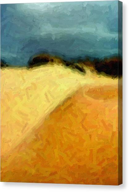 Dunes 1 Canvas Print