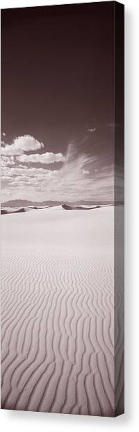 Nm Canvas Print - Dunes, White Sands, New Mexico, Usa by Panoramic Images