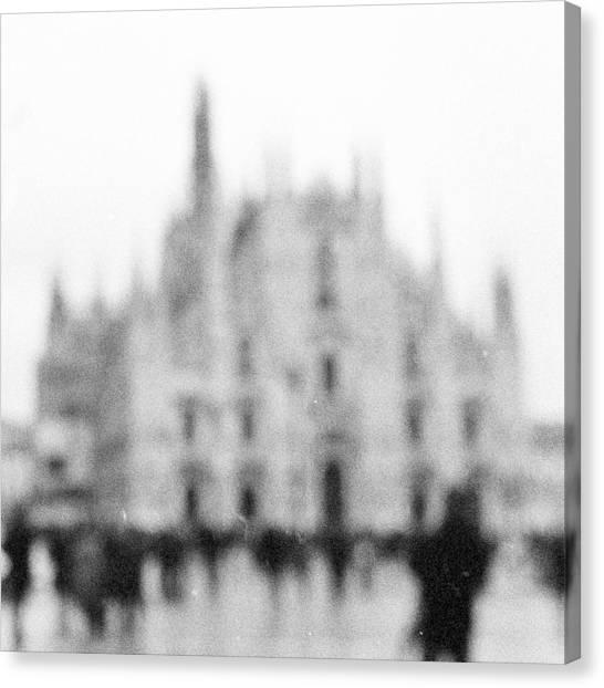 Duomo Canvas Print by Eugenia Kirikova