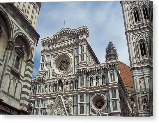 Duomo Florence Canvas Print