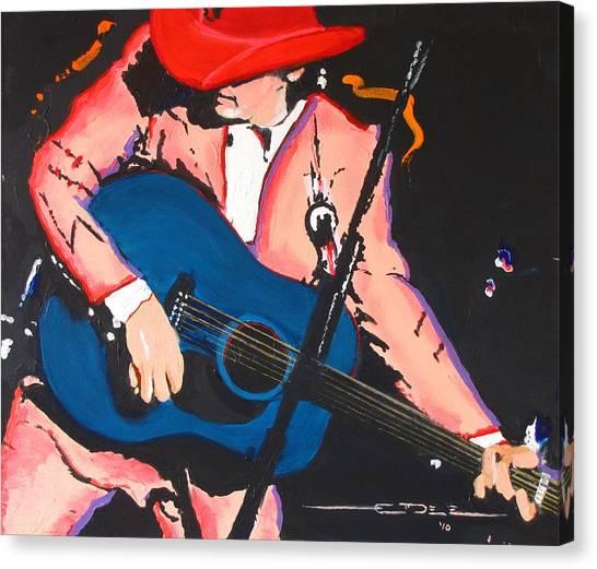 Dwight Yoakam Canvas Print