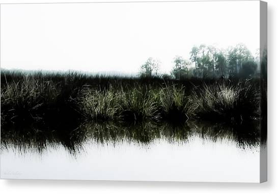 Early Morning Quiet Canvas Print