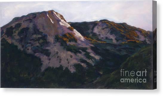 Early Morning Sunlight - Vafb Canvas Print