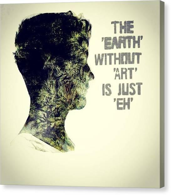 Sparrows Canvas Print - •:/earth\:• ~inspired By @lvnatikk by Cameron Jack Sparrow