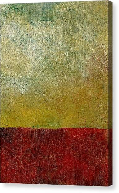 Earth Study One Canvas Print