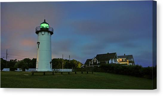 East Chop Light Canvas Print