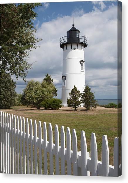 East Chop Lighthouse Canvas Print