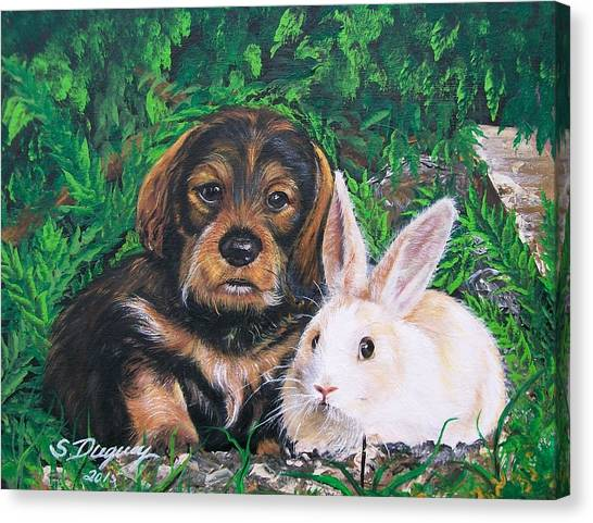 Wonder Of Spring  Canvas Print