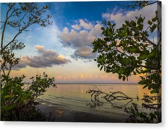 Thunder Bay Canvas Print - Ebb And Flow by Marvin Spates