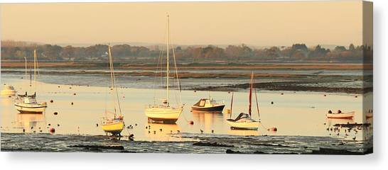 Ebbtide Emsworth Canvas Print
