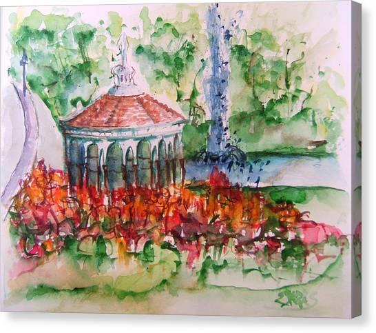 Eden Park Canvas Print