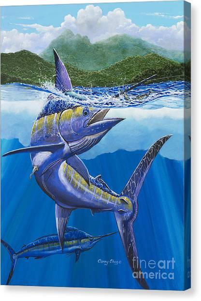 Puerto Canvas Print - El Yunque by Carey Chen