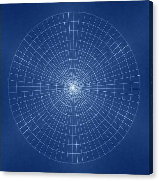 Simplistic Canvas Print - Elapsed Time by Tom Druin
