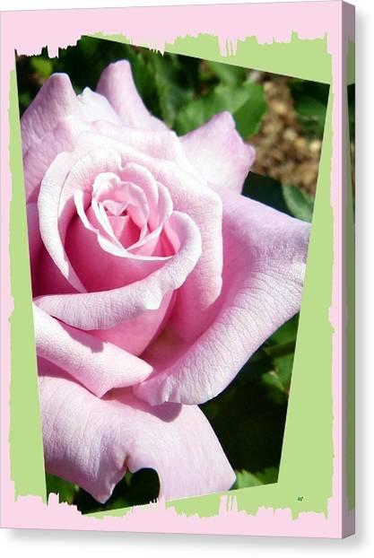 Kate Middleton Canvas Print - Elegant Royal Kate Rose by Will Borden