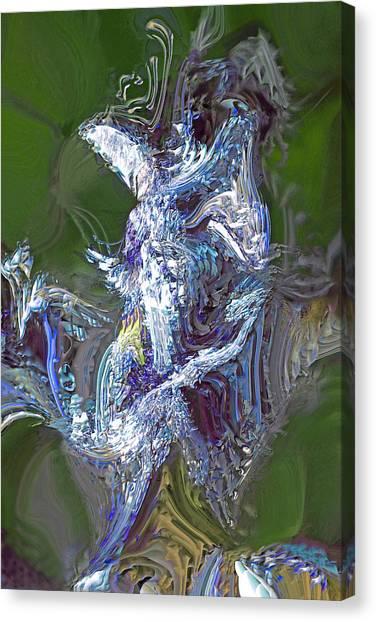 Elemental Canvas Print