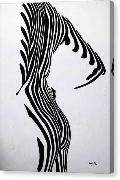 Embrace It  Canvas Print