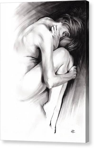Embryonic IIi Canvas Print