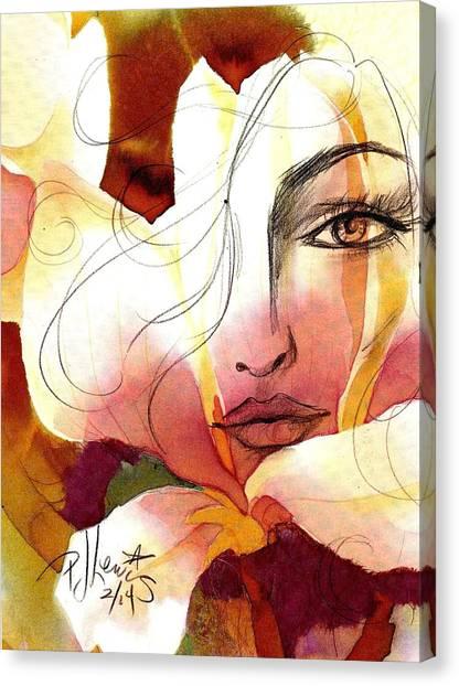 Emely Canvas Print