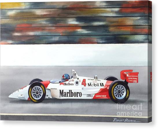 Indy 500 Canvas Print - Emerson by Robert Hooper